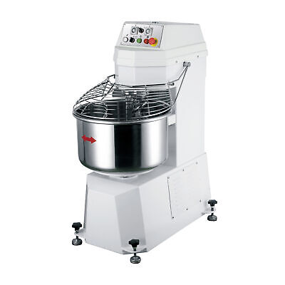 Eurodib Usa Lr Gm25b Spiral Dough Mixer
