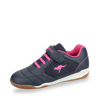 Kangaroos Kinder Jungen Mädchen Hallensportschuhe Turnschuhe Sneaker Schuhe