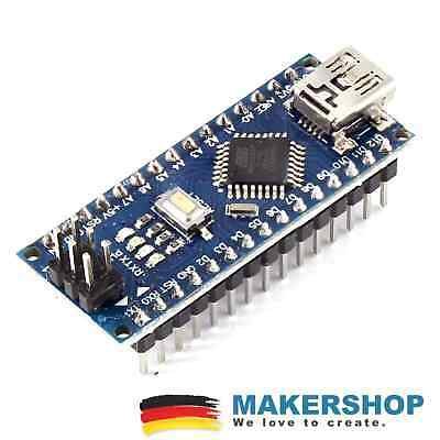 Nano Atmega328p V3.1 Bereits Geltet Verltet Fertig Aufgebaut Arduino