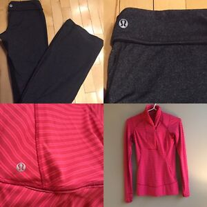 LULU LEMON SIZE 4 (Size small)
