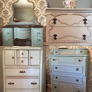 Alternatively Yours Furniture painting