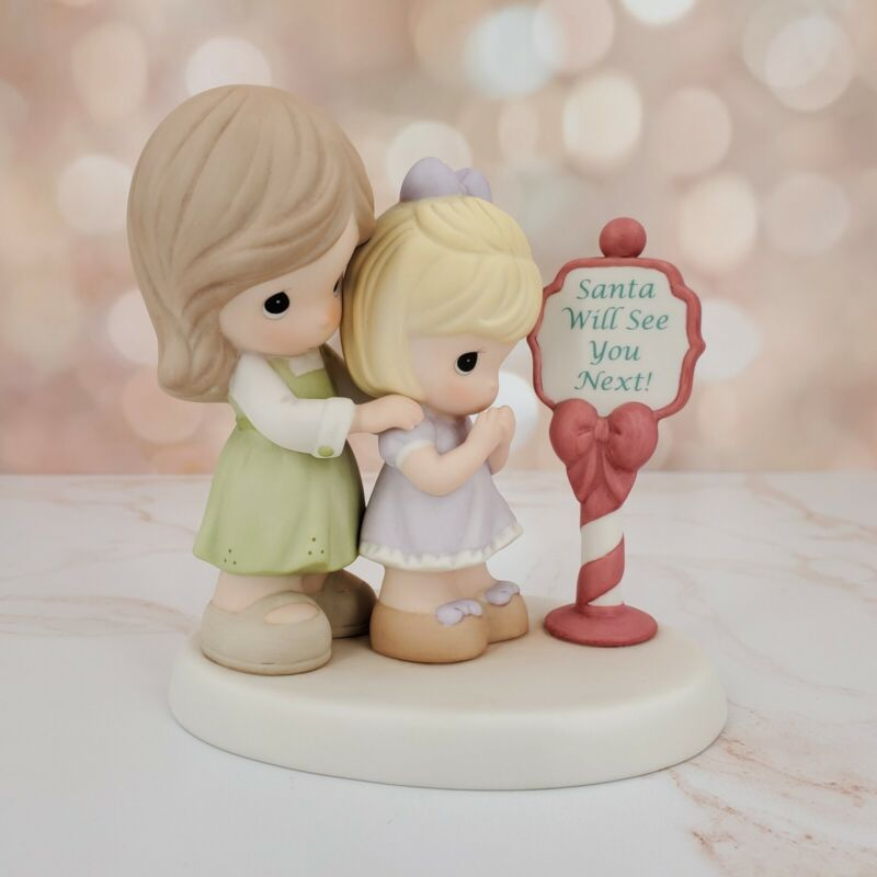 Precious Moments May All Your Holiday Wishes Come True Figurine #810045