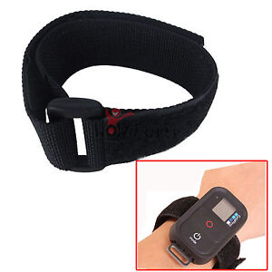 Wrist Strap Band Nylon Velcro Belt For GoPro WiFi Remote Hero 1/2/3 Accessory
