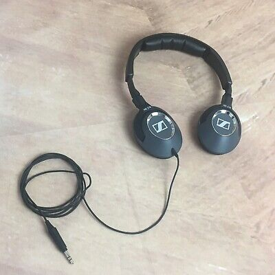 Sennheiser Hd 218i Headphones Black Music Sound Audio Equipment Portable Headset ()