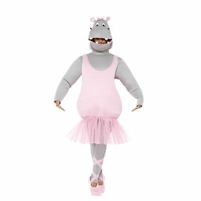 Herren Ballerina Nilpferd Kostüm Madagaskar Stag Kostüm Outfit Comedy Tier ()