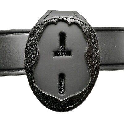 Perfect Fit Tsa Homeland Security Belt Badge Holder Neck Chain 2.5 Tactical