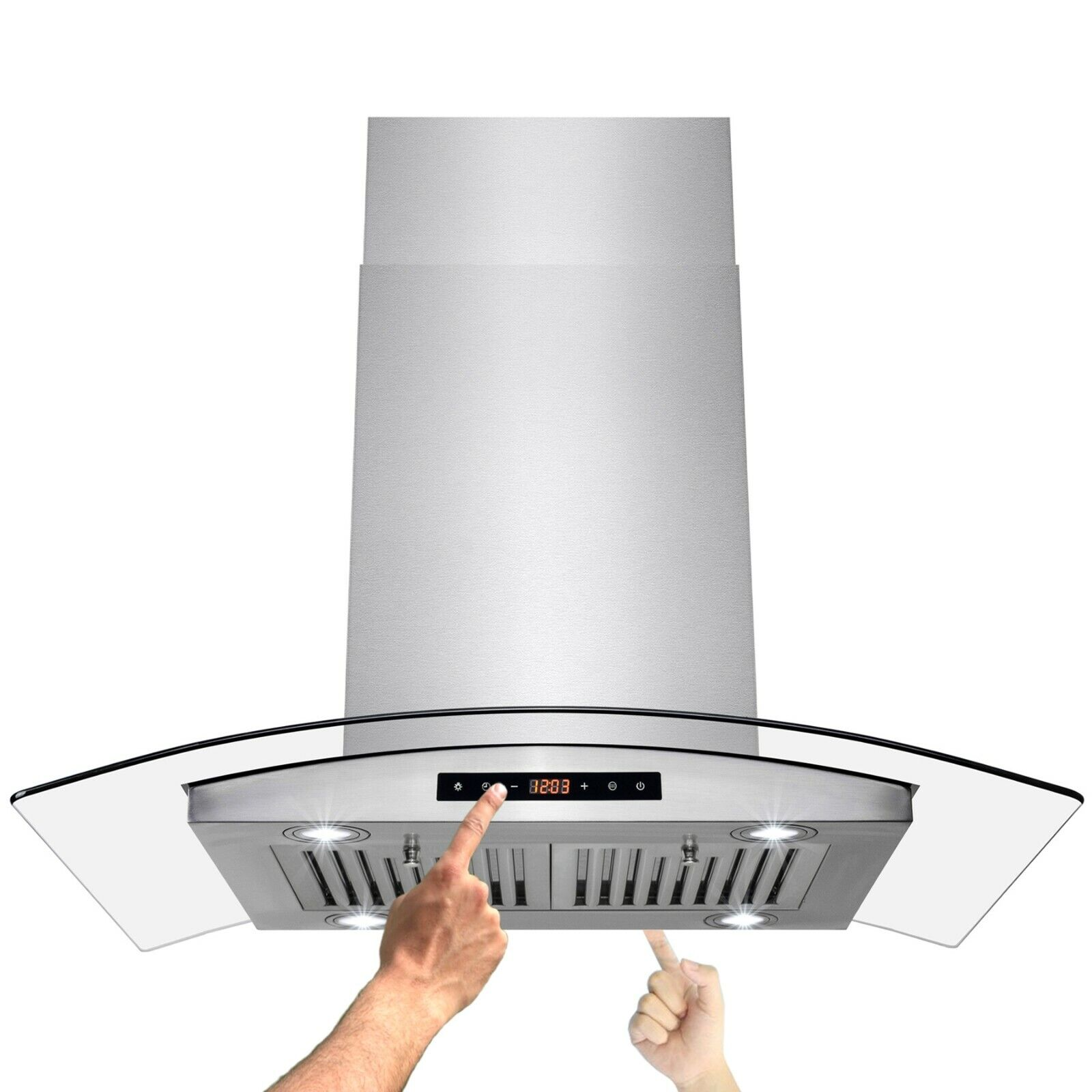 36-island-mount-stainless-steel-dual-touch-panel-kitchen-range-hood-cooking-fan