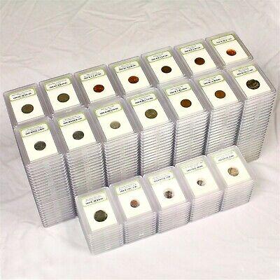 Dealer Wholesale Large Lot - Premium Slabbed Coins - 400 Slabs - Money Maker