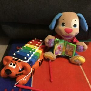 Baby toys v tech etc new condition