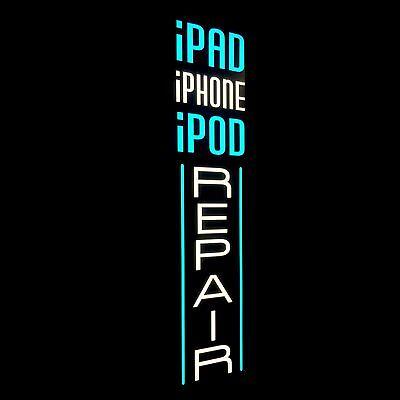 IPad iPhone iPod Repair LED Hip Chamber Donate Vertical Debark Box Neon Surrogate