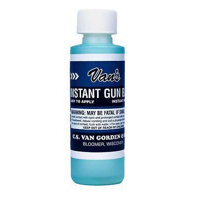 Vans Instant Gun Blue - 4oz