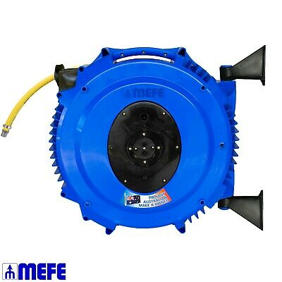 Automatic Hose Reel including 15 m Food Grade Hose ½