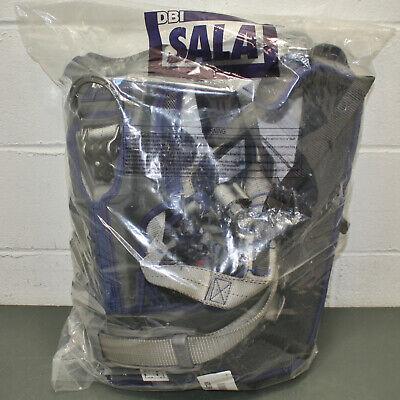 3m Dbi-sala Exofit Strata Full Body Harness 1112581 Medium M 420 Lbs