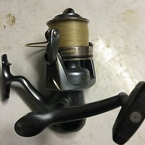 Fishing reel Hollywell Gold Coast North Preview