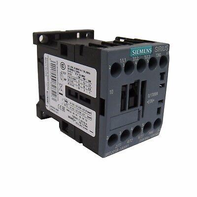 SIEMENS 3RT1023-1AK60 3-pole contactor NIB