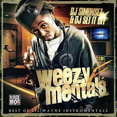 Best of Lil Wayne Instrumentals Mixtape Weezy F Mentals Beats Mixtape (Best Lil Wayne Beats)