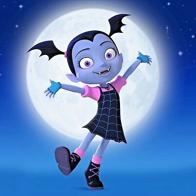 Vampirina 2017 Disney Jr animated Halloween musical episodes, new DVD TV-Y 92min - Halloween Movies 2017 Animated