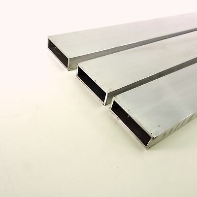 1 X 3 Od Alumnum Rectangle Tubing.125 Wall Thick 34.5 Long Qty 3 Sku137713