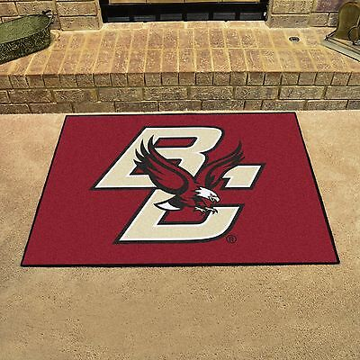 "Boston College Eagles 34"" x 43"" All Star Area Rug Floor Mat"