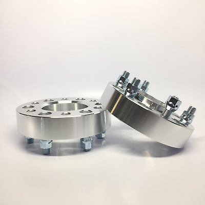 2X Hubcentric Wheel Spacers ¦ 6x5.5 (6X139.7) ¦ 14X1.5 | 78.1 ¦ 2 Inch 50mm
