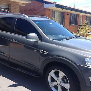 2011 Captiva LX Series II 7 Seats/5Dr 2.2 Turbo South Penrith Penrith Area Preview