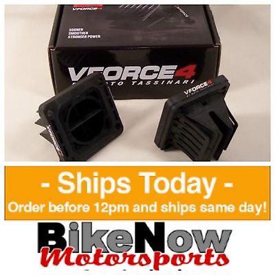 Used, Moto Tassinari V-Force 4 Reed Cage/Valve Carbon Fiber Yamaha YFZ350 Banshee  for sale  Riverside