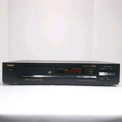 Vintage Teac PD-325 CD Player Single Disc 16 Programable Memory Tested  for sale  Shipping to South Africa
