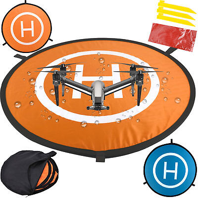 Drone Day&Night Landing Pad Launch Helipad for DJI Mavic 2 Pro/Zoom Drone 2 Size