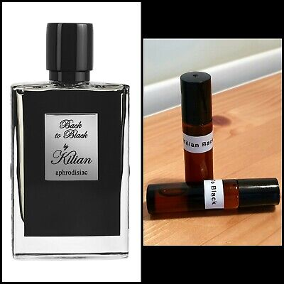 Kilian Back to Black inspired oil UN-DILUTED READ!! 10ml roll on