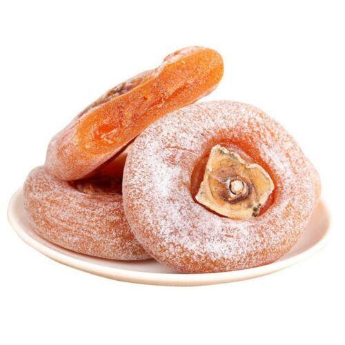 Sun Dried Persimmon 3 Lbs. 柿子饼霜降柿干圆柿饼零食小吃中国特产