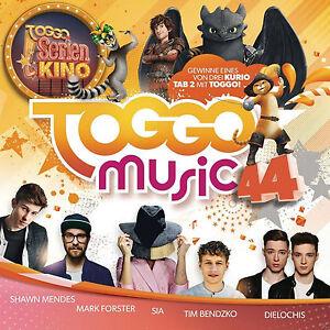 VARIOUS - Toggo Music 44 - (CD)