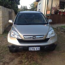 2007 Honda CR-V for sale Mosman Park Cottesloe Area Preview