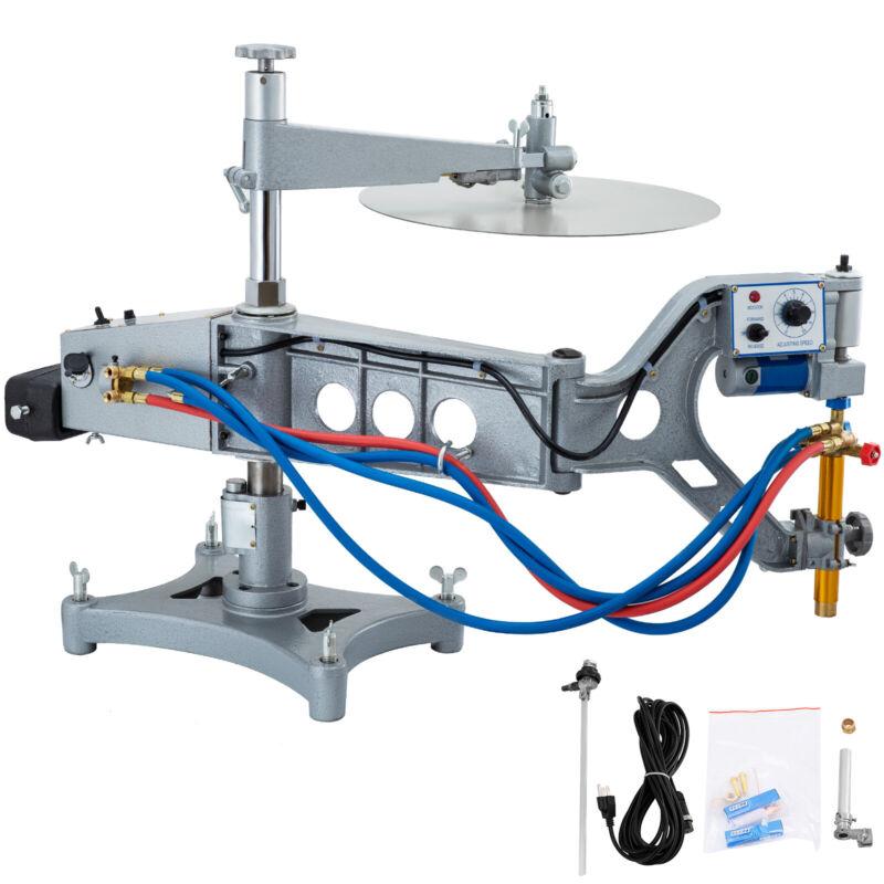 CG2-150A Profiling Gas Cutting Machine 5-100mm OXY-FUEL Semiautomatic 220V