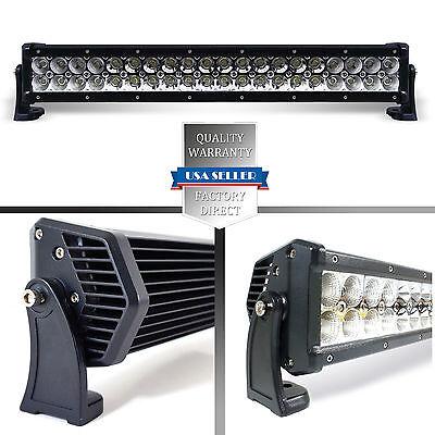 """120W LED Light Bar Rail Roof ( Hybrid Optics)  22"""" 120 Watts USA Seller On Sale!"""