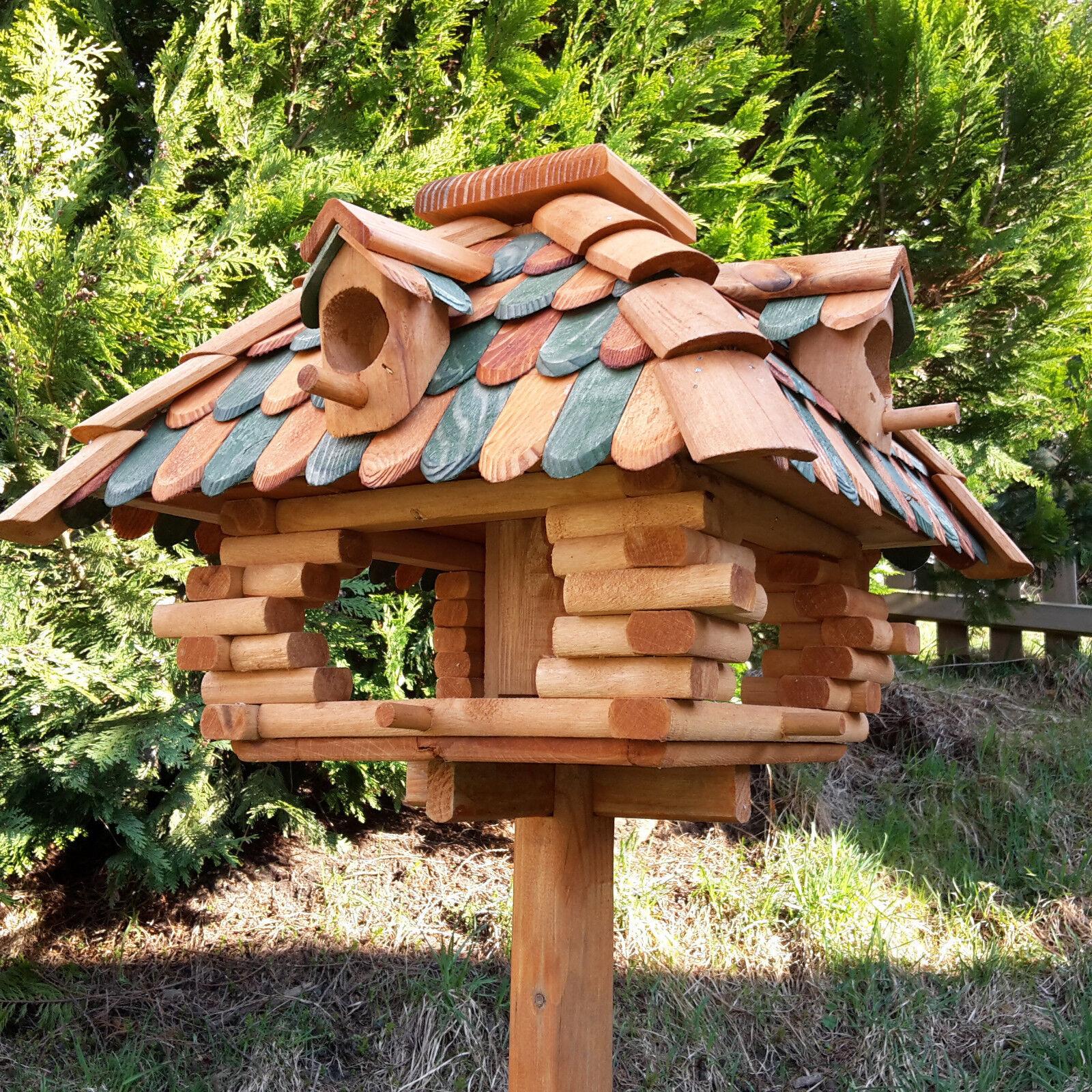 xxl vogelhaus vogelfutterhaus luxus vogelhäuschen