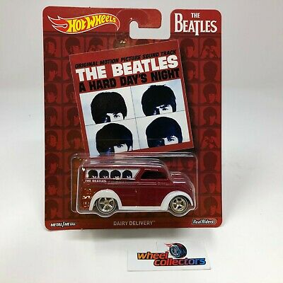 SALE!  Dairy Delivery Beatles * Hot Wheels Pop Culture * ZC3