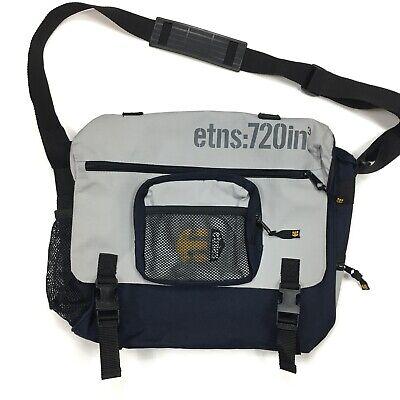 """Vintage Etnies Skateboarding Messenger Bag Backpack 15"""" X 11"""""""