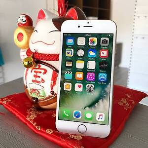 As new iPhone 6 128gb AU model with charger UNLOCKED Nerang Gold Coast West Preview