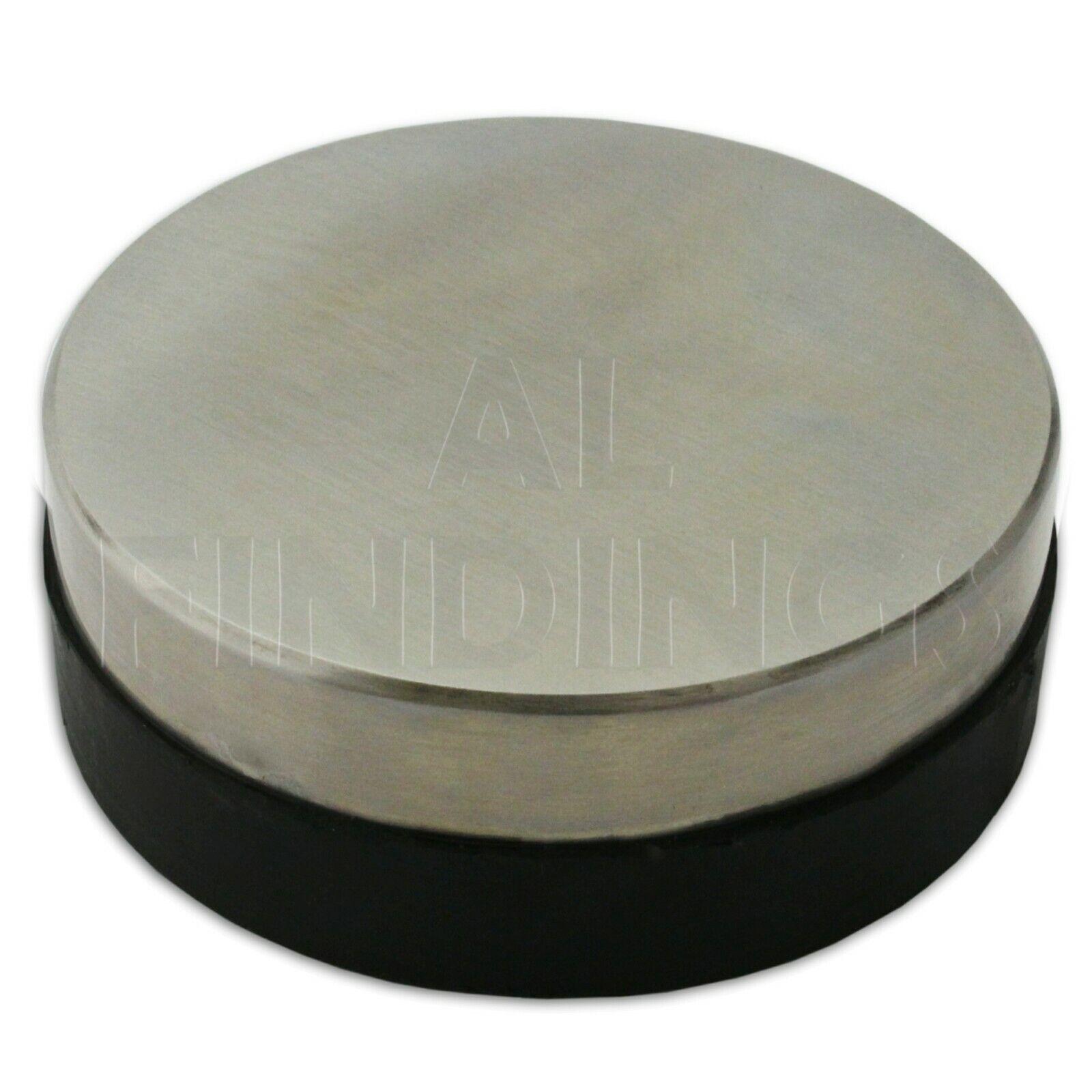 Jewellers Tools Solid Steel Doming Bench Block Anvil 2 X 2 X 3//4 50 x 50 x 18mm Craft Tool