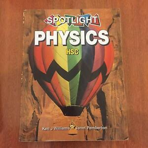 SPOTLIGHT Physics HSC Concord Canada Bay Area Preview