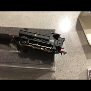 N Scale Locomotives and rolling stock