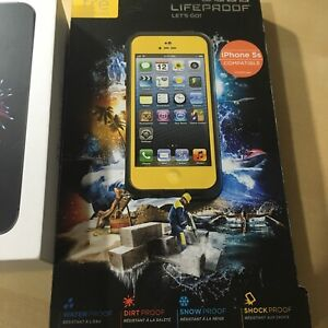 Brand New LifeProof Fre Case for iPhone SE, 5S, 5