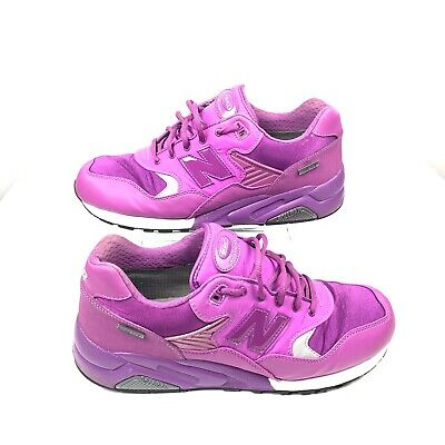 New Balance Mens MTG580DA Sz 12 Purple Sneakers Gore-Tex