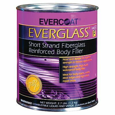 Evercoat EverGlass Short Strand Reinforced Body Filler (Quart) Fib-632
