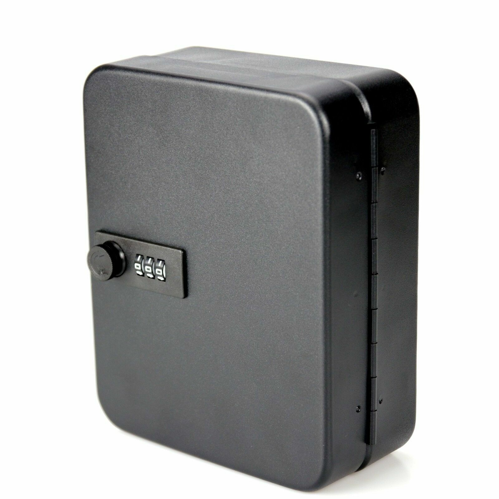 COMBINATION LOCK METAL KEY STORAGE CABINET WALL MOUNTED LOCKABLE Safe BOX 20 TAG
