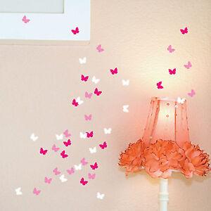 Adesivi-da-muro-Farfalle-decalcomanie-grafiche