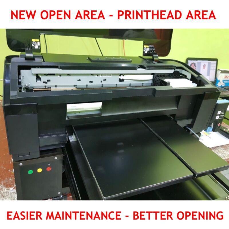 DTG Printer Epson L1800 - Print Dark & Light Tshirts Direct To Garment Business