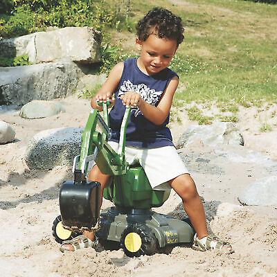 Kettler John Deere Digger Ride-On Toy