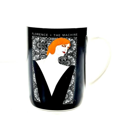 FLORENCE AND THE MACHINE 2012 Typo Collectable Tea Coffee Mug