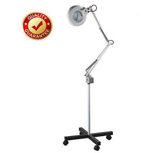 5X Magnifing Lamp Stand Portable Adjustable Waxing Light Beauty Rocklea Brisbane South West Preview